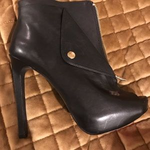 Bcbg Leather Boots (Bootie)